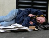 Homelessness is a problem that needs to be addressed in Britain. Photo: Flickr/dennoir