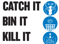The NHS advise regular hand cleaning during the flu season. Picture by: businesszone