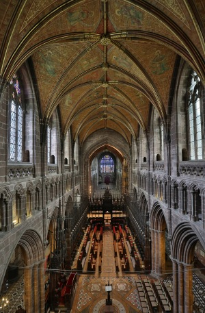 Photography by Valerie Hamil at Chester Cathedral