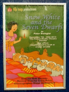 Snow White and the Seven Dwarfs (pic - Amy Holland)