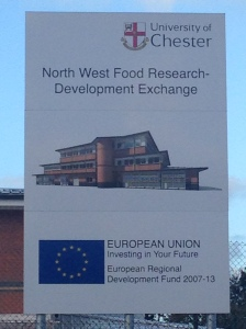 North West Food Research Development Centre. (Pic: Lisa Jones)