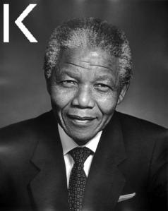 Nelson Mandela (picture by Festival Karsh Ottawa)