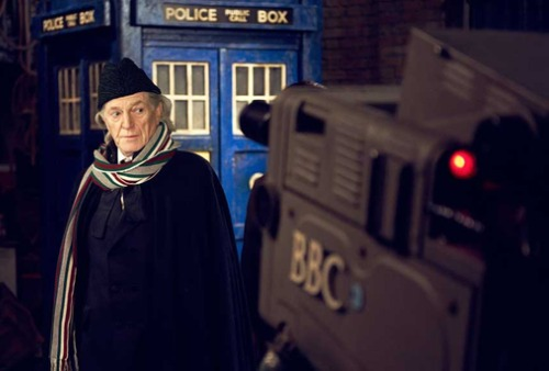 This special one-off drama travels back in time to 1963 to see how the beloved Doctor Who was first brought to the screen. Photo: BBC