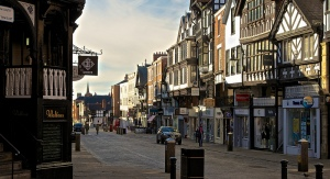 It may have missed out on the City of Culture Award, but does Chester really need it? Photo: Terry Kearney