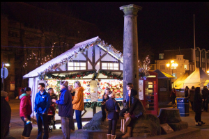 Chester Christmas Market