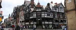 Chester's famous 'Rows'. Photo:Wikimedia