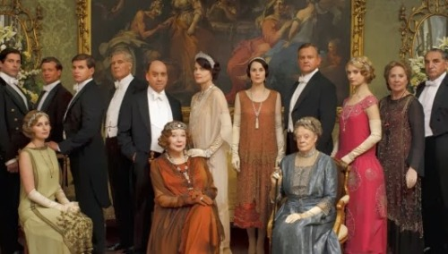 Downton Abbey will return on Christmas Day, with actor Paul Giamatti a new face. Photo: ITV