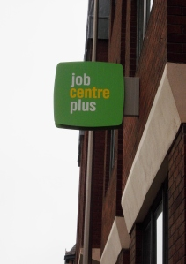 Job Centre Plus (pic: Amy Holland)