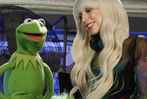 Lady Gaga plus The Muppets promises to provide something special. Photo: ABC