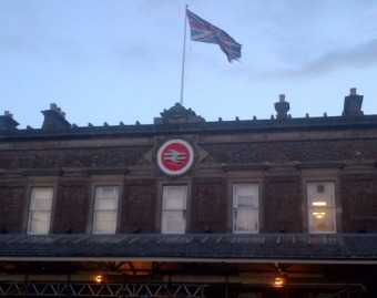 Passengers were left stranded after train cancellations