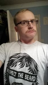 Movember is a light hearted way to raise money for an excellent cause.