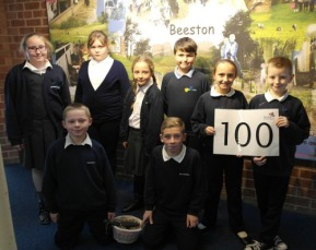 Schoolchildren across the borough have gave their support to the scheme by planting 100 bulbls. Photo: Flickr/CheshireWest