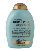 Organix Oil conditioner, taken from Boots.com