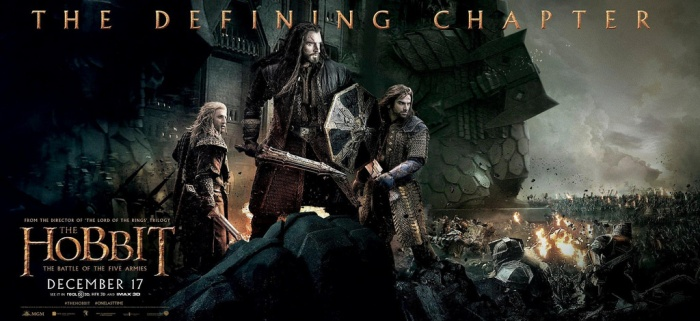 The final instalment of Peter Jackson's adaptation of Tolkien's classic. Pic:Screen Relish