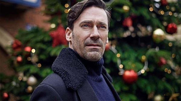 Hamm played his role as Matt Trent spectacularly in Tuesday night's Black Mirror: White Christmas