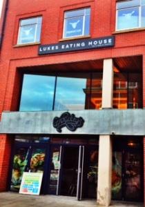 Luke Eating House new restaurant  Pic- Jess Saunders